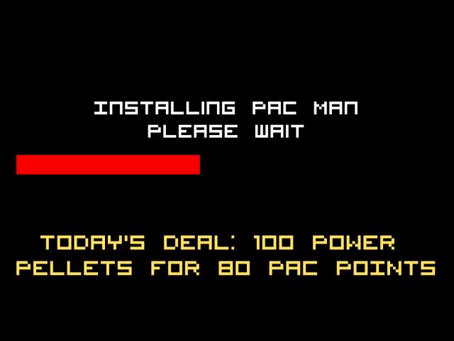 Pac-Man aujourd'hui