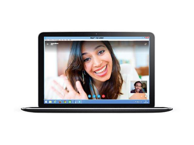 Skype sur le web