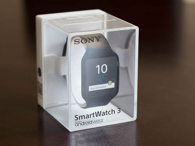 Sony SmartWatch 3 : photo 1