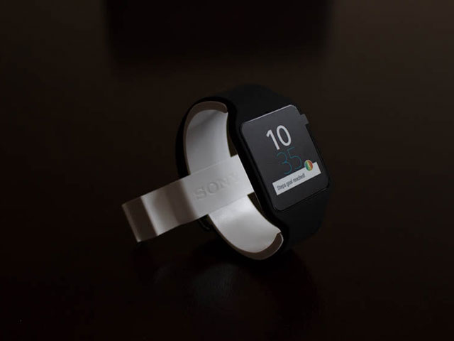 Sony SmartWatch 3 : photo 2