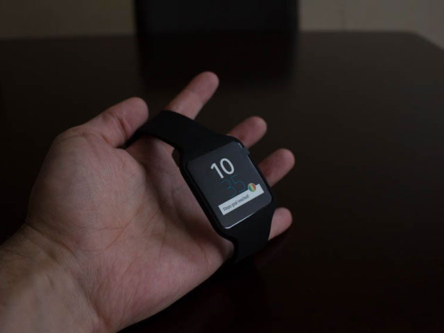 Sony SmartWatch 3 : photo 5