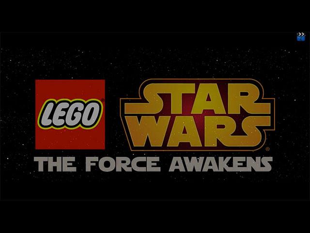 Bande annonce LEGO Star Wars