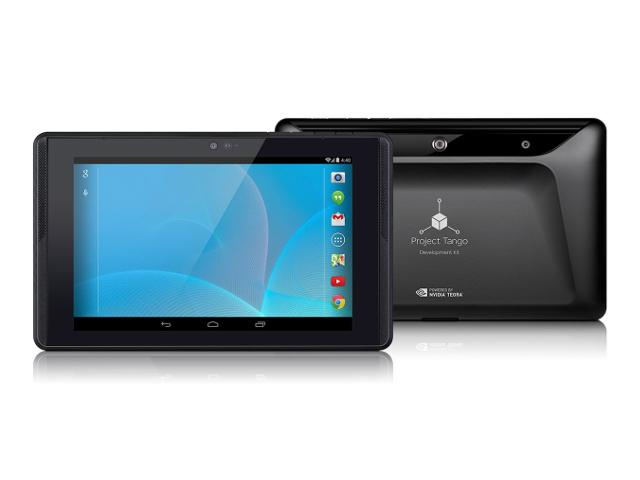 La tablette Project Tango de Google