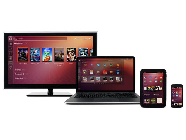 Ubuntu Touch et les surouches