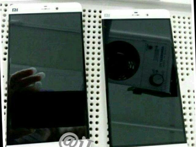 Xiaomi Mi5 : façade 1