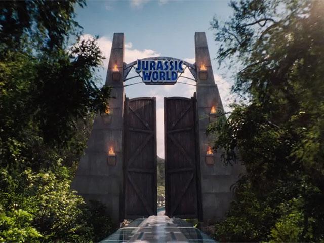 Extrait Jurassic World