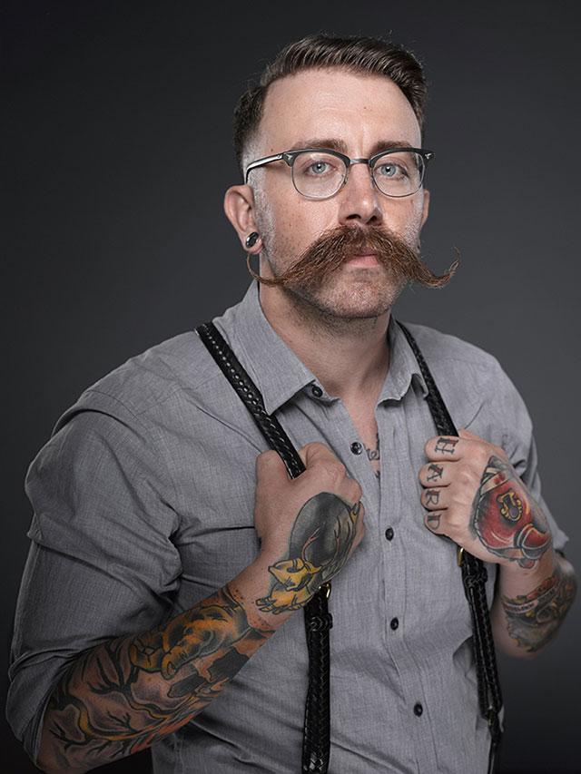 Big Moustache 9