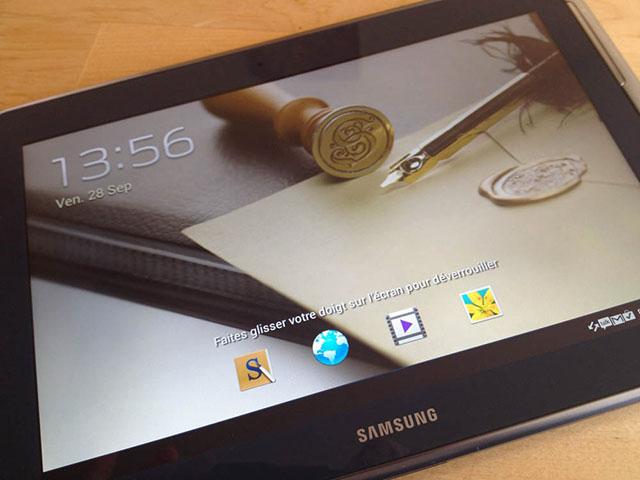 Rumeurs Samsung Galaxy Tab 5
