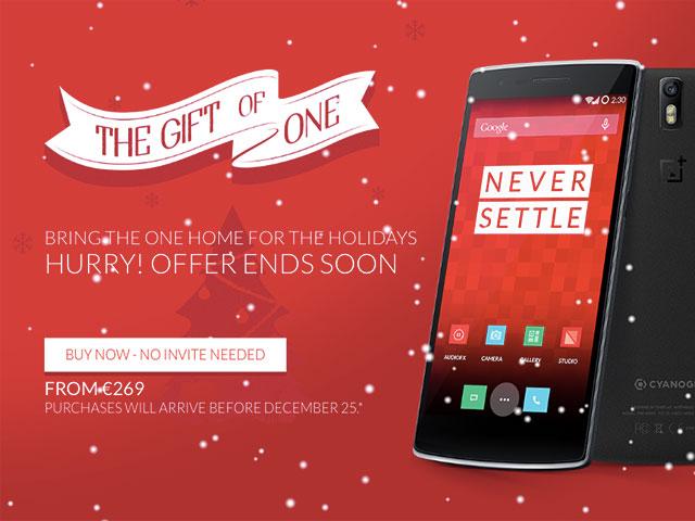Acheter OnePlus One