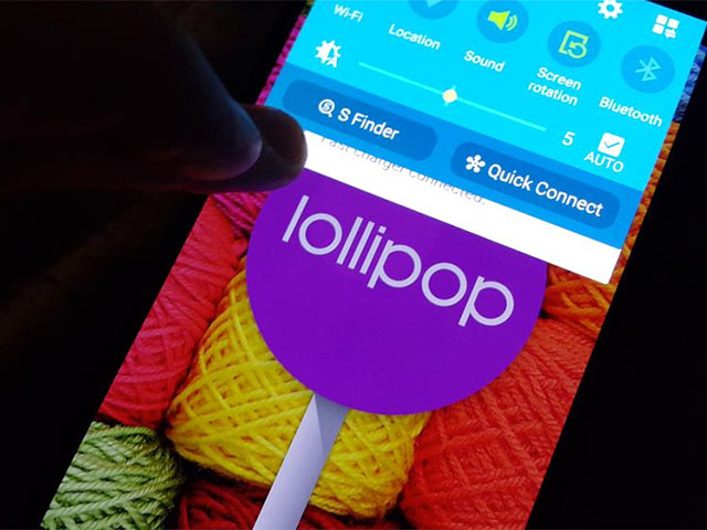 Android 5.0 Galaxy Note 4 bis