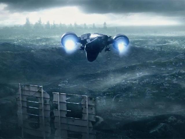Bande annonce Terminator 5