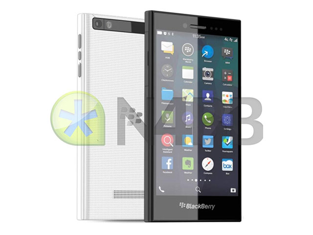 Rendu BlackBerry Z20 : image 2