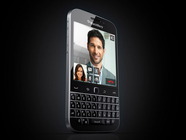 BlackBerry Classic Officiel