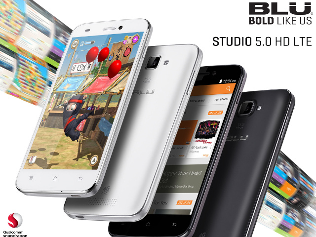 Blu Studio 5.0