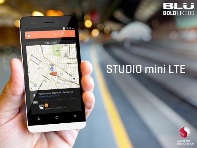 Blu Studio Mini