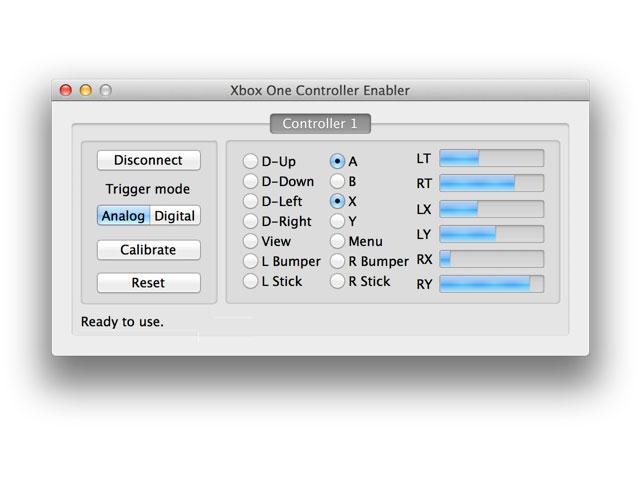 Connecteur Xbox One / Mac