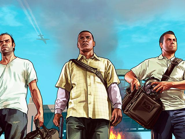 DLC GTA 5