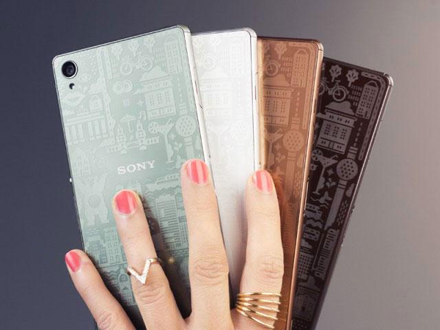 Editions limitées Sony Xperia Z3