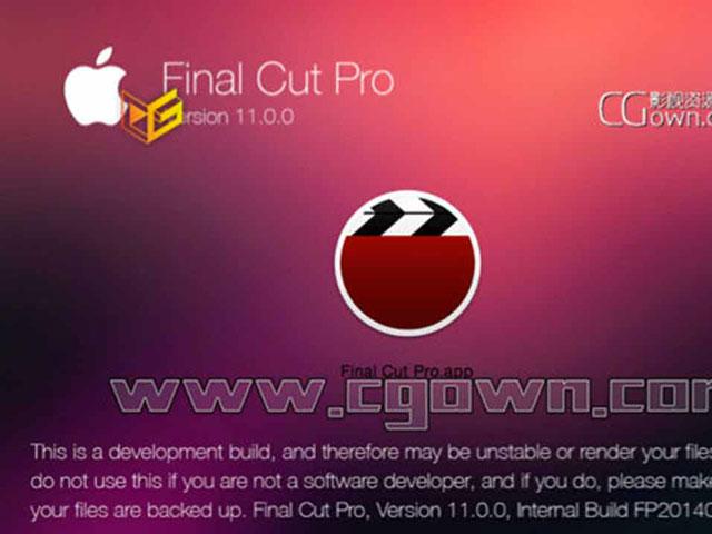 Final Cut Pro XI