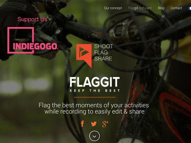 #LeWeb : Flagg'it, le futur meilleur copain des vidéastes