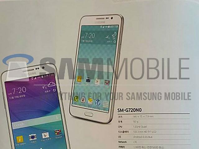 Leak Galaxy A7 Galaxy Grand Max