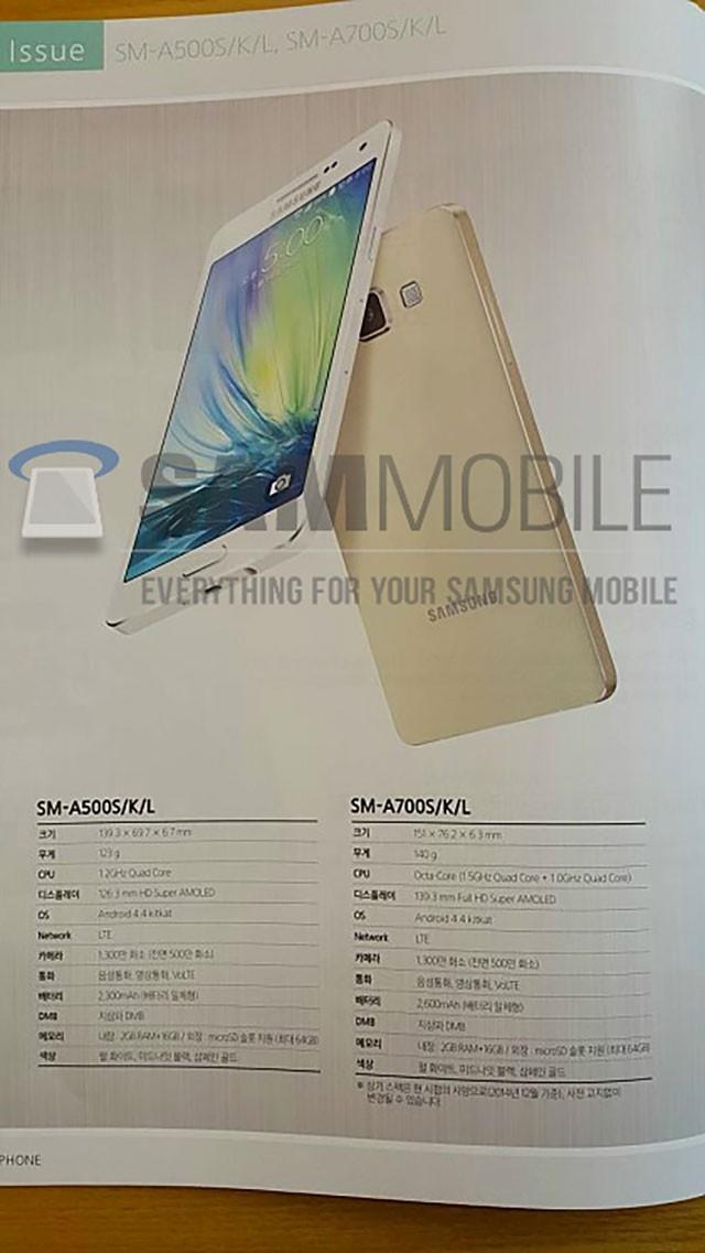 Leak Galaxy A7 Galaxy Grand Max image 2