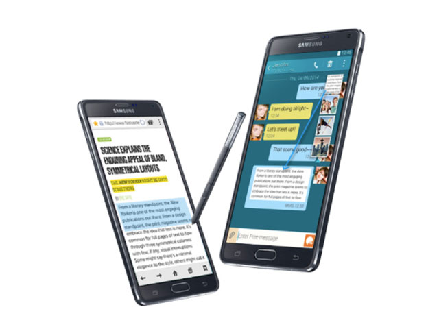 Super Samsung Galaxy Note 4