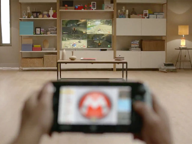 Nouveau GamePad Wii U