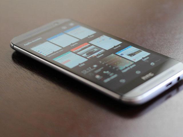 Présentation HTC Hima