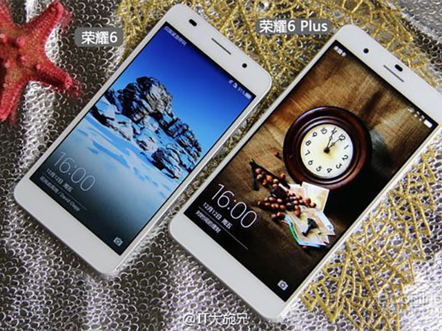 Huawei Honor 6 Plus : photo 1
