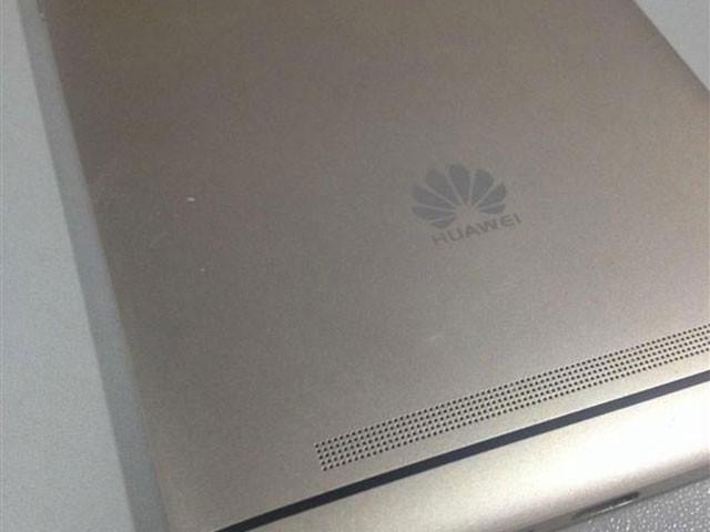 Huawei Ascend Mate 7 Plus  : photo volée 0