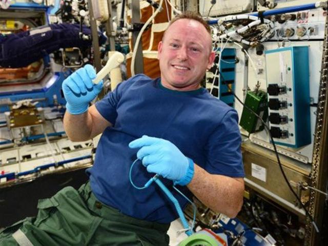 Impression 3D sur l'ISS