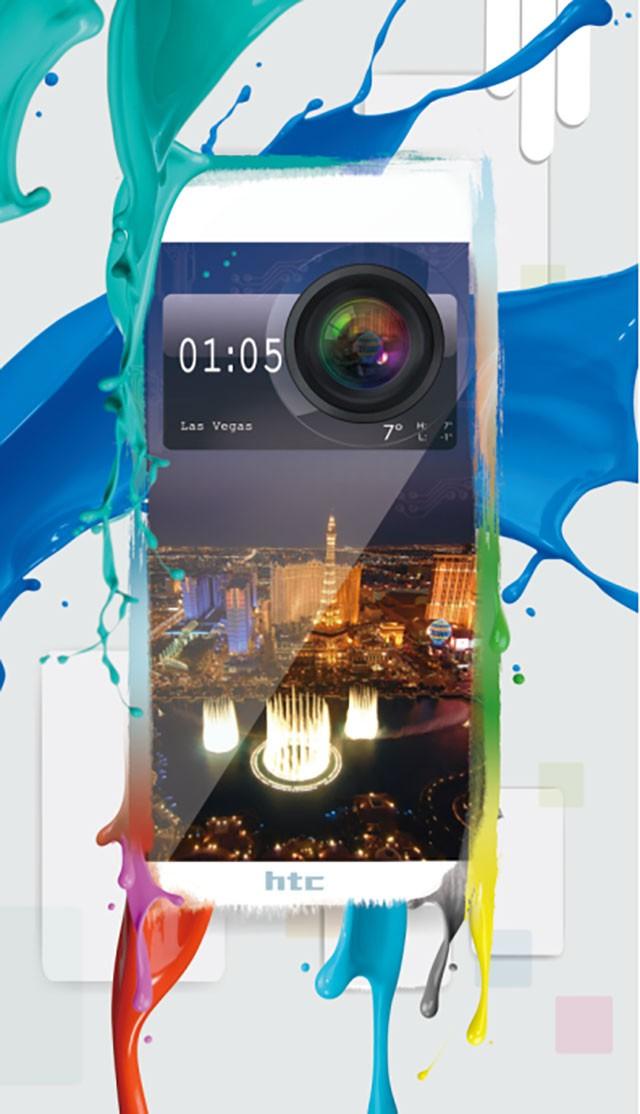 Invitation HTC CES 2015