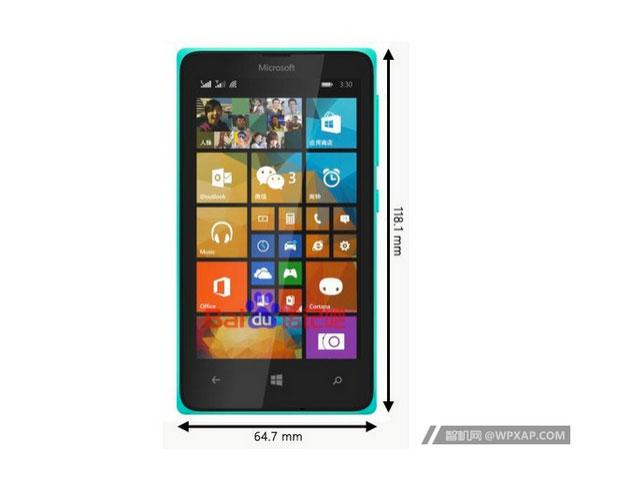 Lumia haut de gamme 2015
