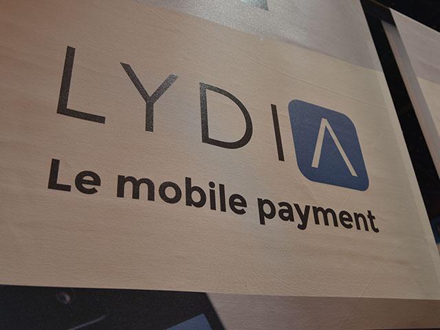 #LeWeb : Lydia, le paiement mobile facilité