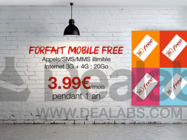 Offre Free Mobile