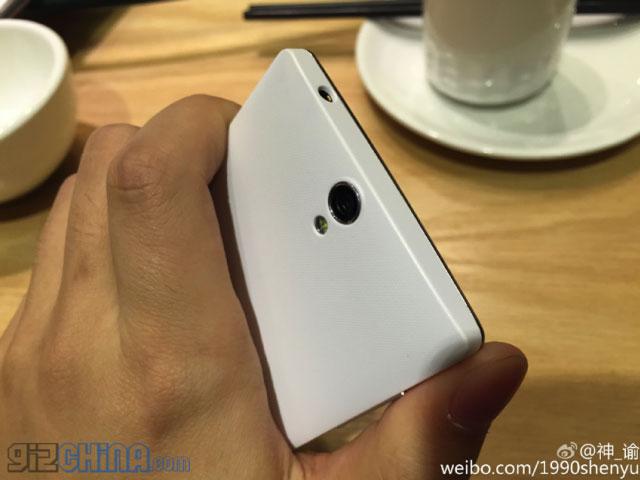 OnePlus One Mini : photo volée 2