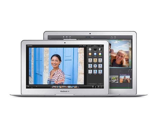 Production MacBook Air Retina