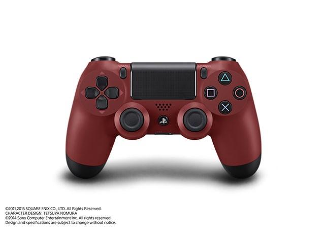 PlayStation 4 rouge : image 2