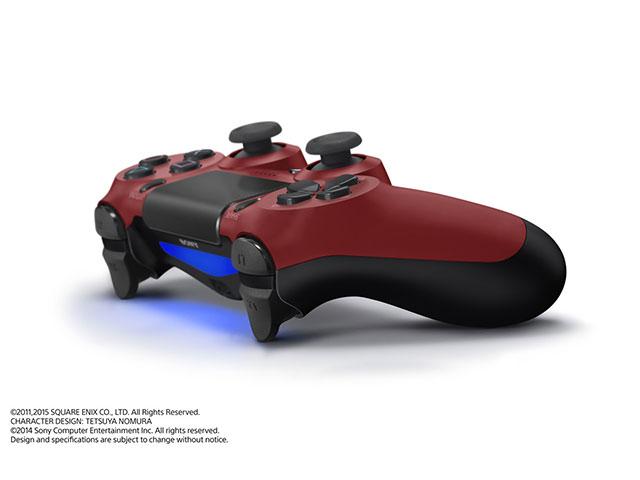 PlayStation 4 rouge : image 5