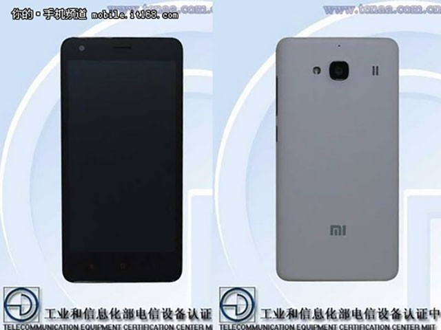 Présentation Xiaomi Redmi Note 2