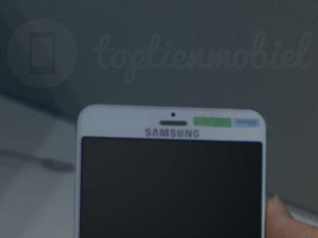 Photo prototype Samsung Galaxy S6