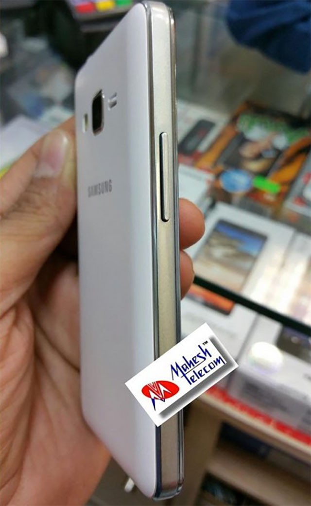 Samsung Z1 : photo volée 2
