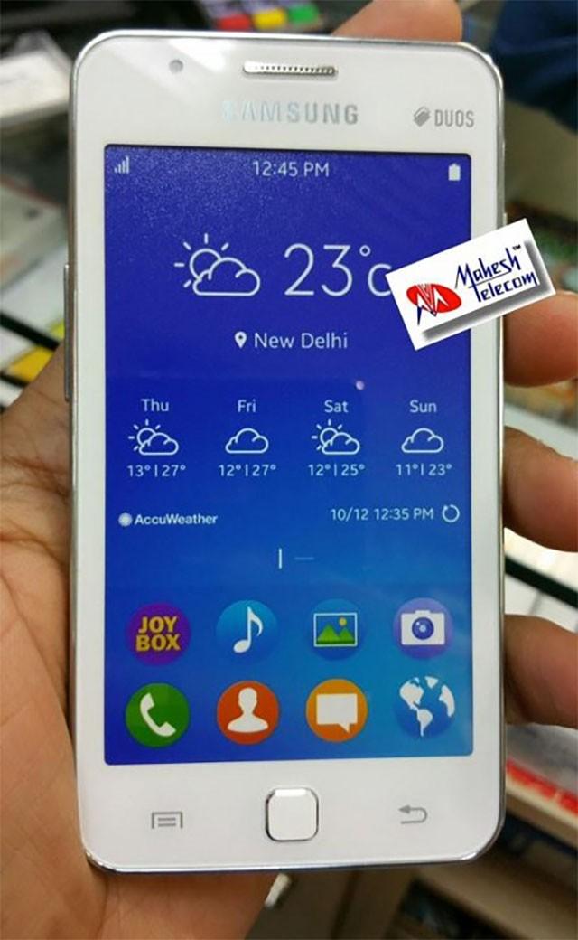 Samsung Z1 : photo volée 3
