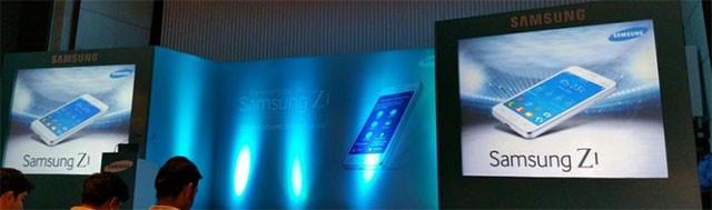 Samsung Z1 : photo volée 4