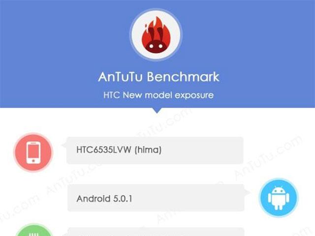 Specs HTC Hima AnTuTu