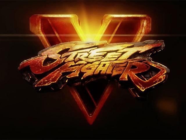 Street Fighter V Teaser