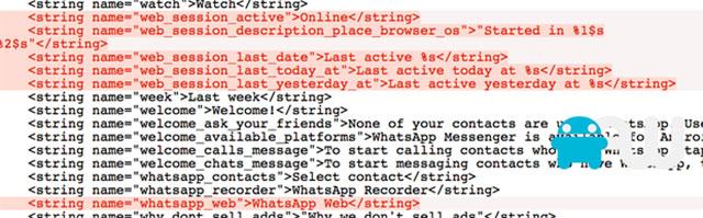 WhatsApp Web : image 2