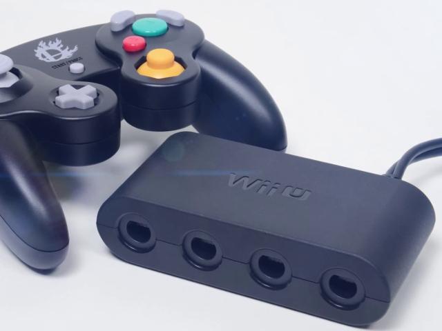 La Wii U embrasse la GameCube