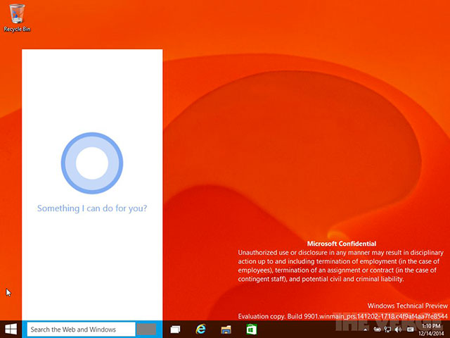 Windows 10 Consumer Preview : image 5